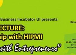 Entrepreneurship with HIPMI