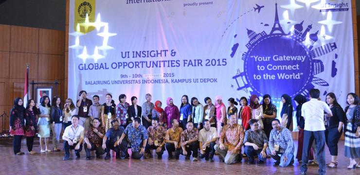 Stand DIIB Pada Acara UI Insight 2015
