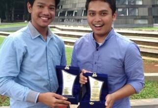 """Mahasiswa UI Juarai Kompetisi Inovasi dengan """"Tabur Tempe"""""""