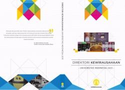 Buku Direktorat Kewirausahaan UI 2015