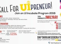 UI Incubate Program 2016