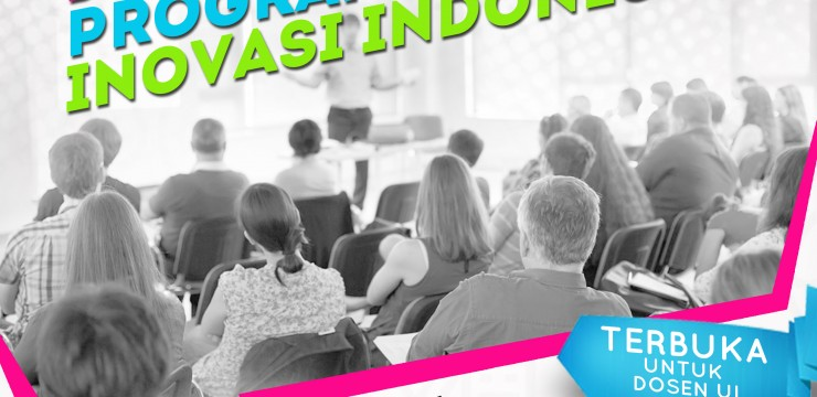 Sosialisasi dan Workshop Program BIC 108 Inovasi Indonesia