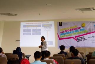 Kegiatan Sosialisasi 108 Karya Inovasi Indonesi oleh Business Innovation Center