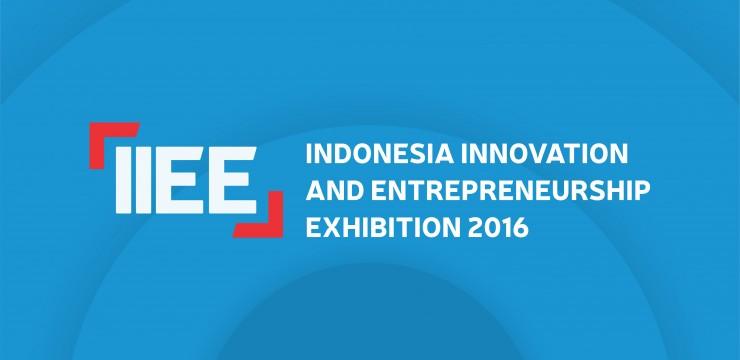INDONESIA INNOVATION AND ENTREPRENEURSHIP EXHIBITION 2016