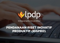 Program Pendanaan Riset Inovatif Produktif LPDP