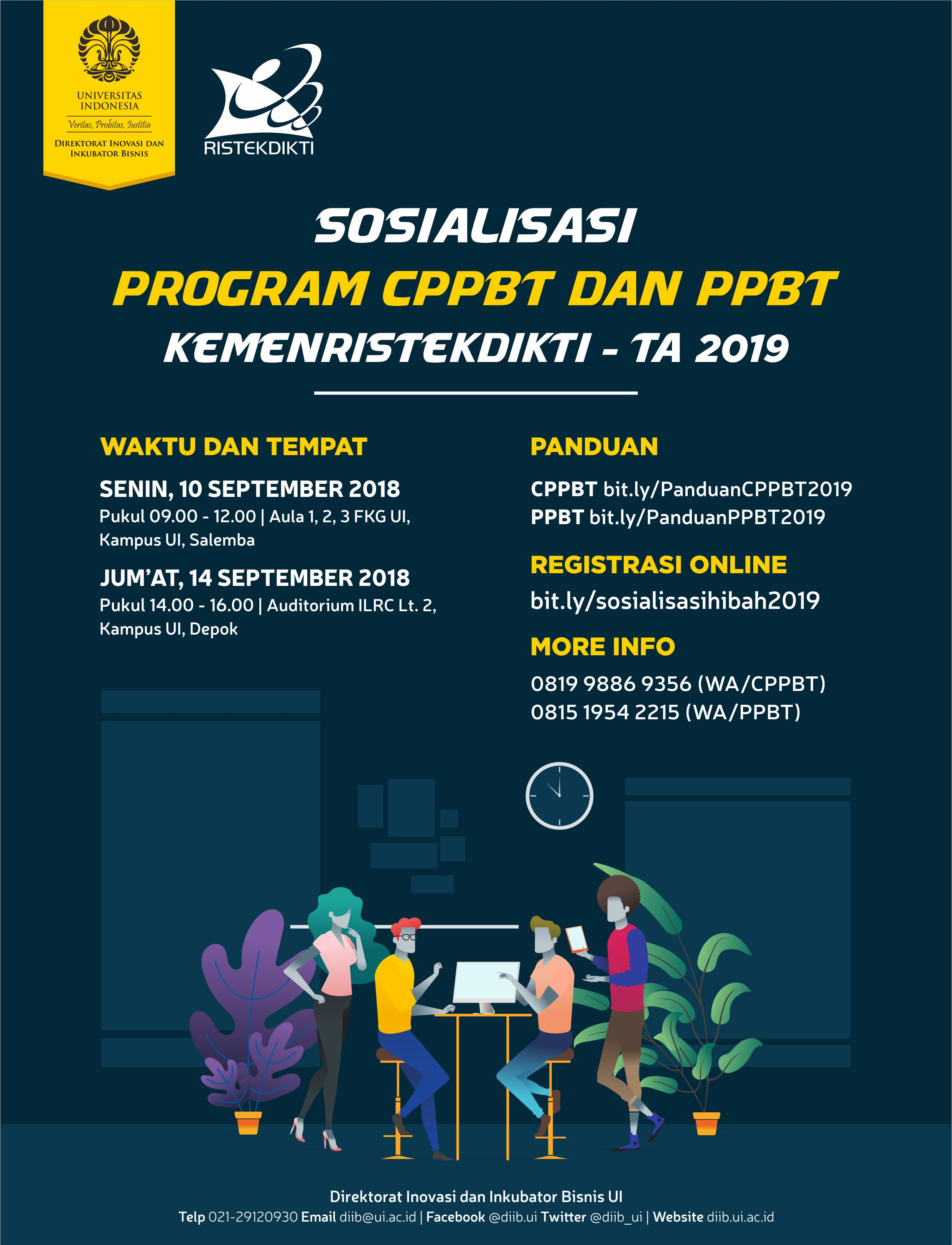 [PPBT-CPPBT] Sosialisasi 2