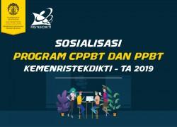 Sosialisasi CPPBT dan PPBT untuk Inovator UI 2019