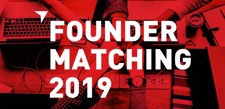 Founder Matching 2019