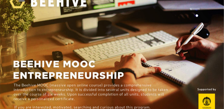 BEEHIVE MOOC Entrepreneurship Registration