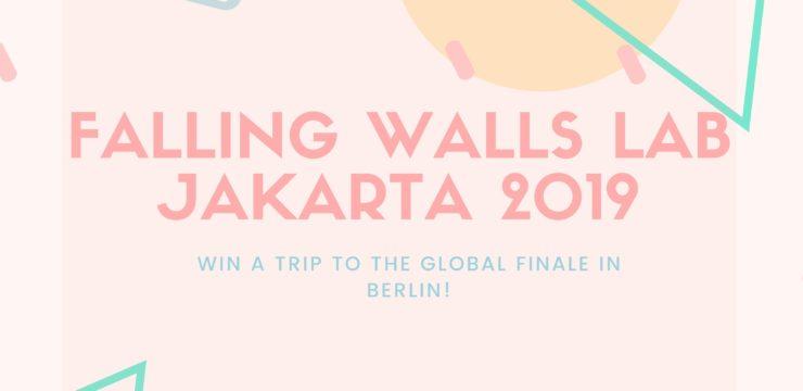 Falling Walls 2019