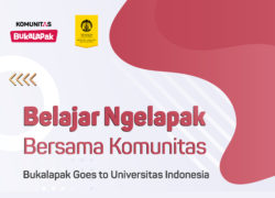 Bukalapak Goes to Universitas Indonesia