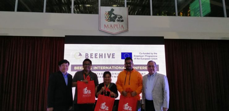 Dua Startup Binaan DIIB UI Memenangkan BEEHIVE Pitch International Event 2019